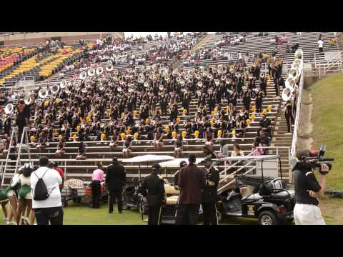 GSU vs TxSU Pregame Battle 2013