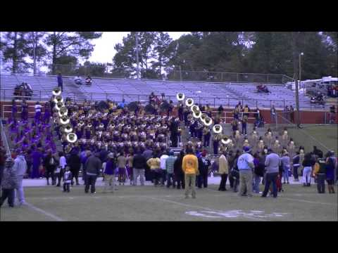 Miles College VS Tuskegee 5th  The Takeover! 2013