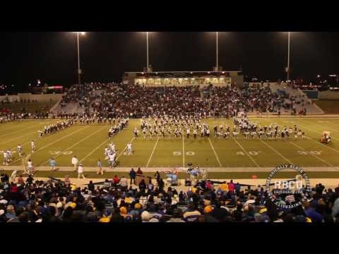 Texas Southern - Halftime - Murk City Classic 2011