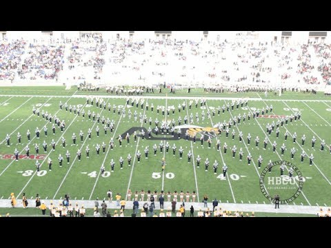 Southern University - Halftime Drill