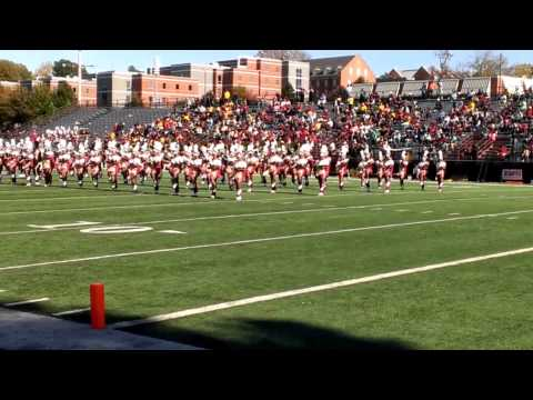 Marching Wildcats Comes 2town