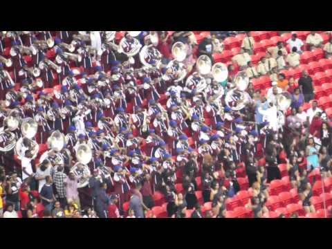 "2013 SCSU Marching 101- ""Get Up/NECK"" Atlanta Classic"
