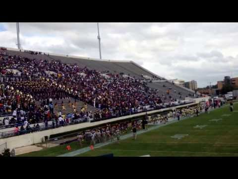Alcorn vs Jstate 2013