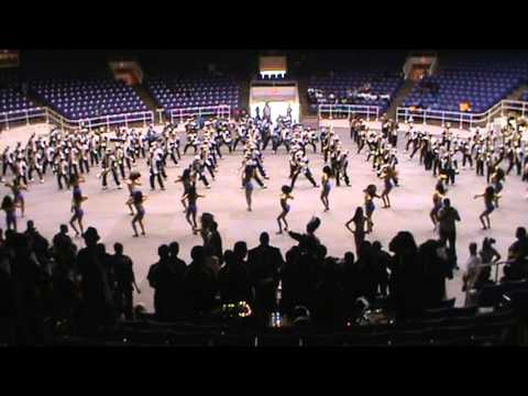 Prairie View Band Day on the Hill 2013 - Chant