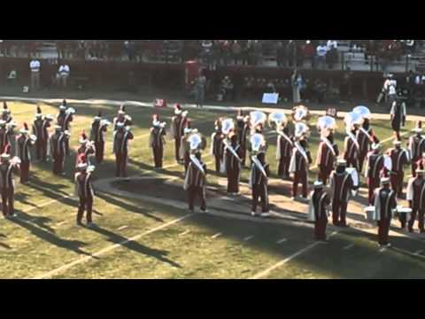Marching Sound Machine Final Home Game 2013