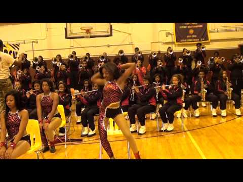 WHITEHAVEN VS PINE BLUFF HIGH ROUND 5 2013