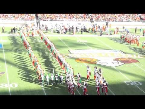"2013 Florida Classic- FAMU ""Marching 100"" (THE RETURN)"
