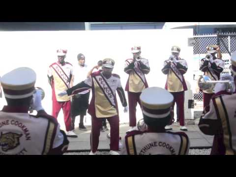 "2013 Bethune-Cookman University ""TRUMPETS WARM UP"""