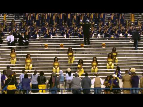 Alcorn vs JSU 2013 ~ 5th Round 4