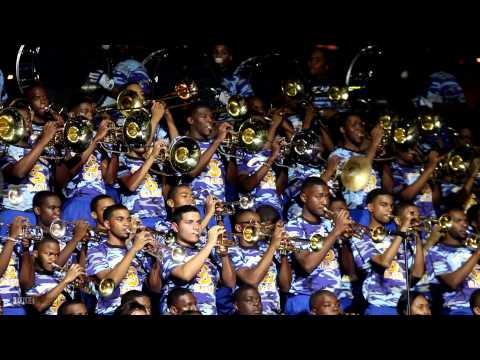Bayou Classic Battle of the Bands 2013 Pt. 5