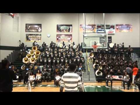 Whitehaven high school- give me your love 2013