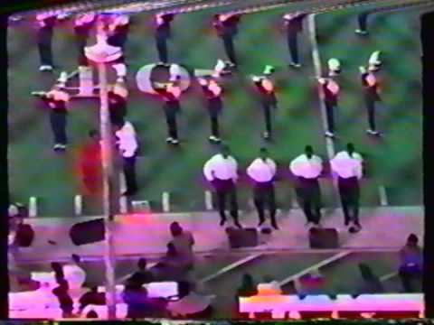 PVAMU Marching Band Halftime 1990 Cotton Bowl