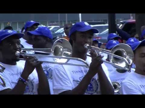 Tennessee State University Trombones Section 2013