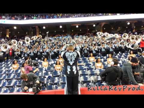 SWAC Championship - I Don't Give A F*** Battle - 2013