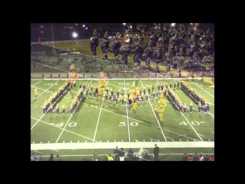 Miles College PMM - Applauses 2013 (HD)