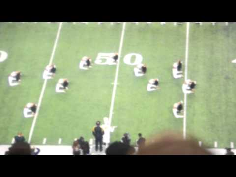 UAPB's M4 at 2014 HONDA Battle of the Band