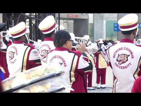 Practice Makes Perfect: Bethune-Cookman University Trumpets