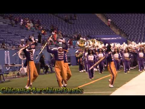 Alcorn State Band (2013) Crazy Circle City Classic