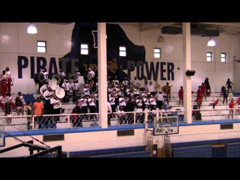 Proviso East Battle of the Bands 2011 pt 1