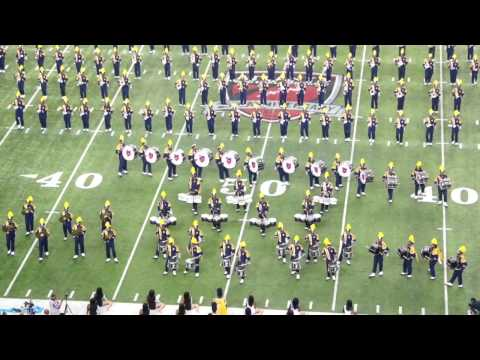 MEAC/SWAC Drumline Battle: Marching Storm Drumline (PVAMU) vs. Cold Steel (NCAT)