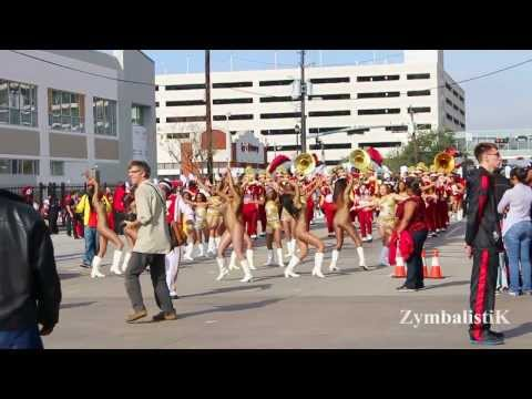 Jack Yates HS - Houston MLK Parade (2014)