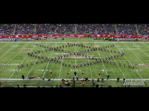 Alcorn State - Sounds of Dynomite - SWAC BOTB (2013) HD