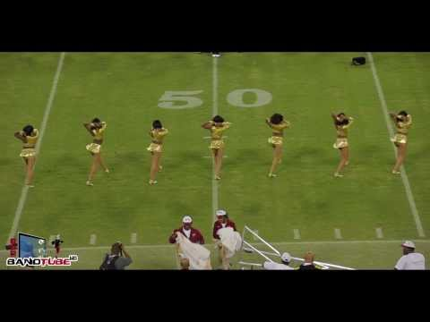 "Bethune-Cookman University ""14K Gold Dancers"" - Blurred Lines (2013)"