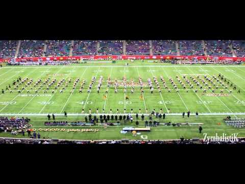 Alabama State - Marching Hornets - SWAC BOTB (2013) HD