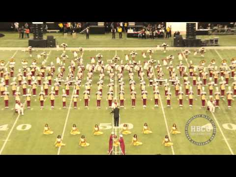 Bethune Cookman - Take me to the King - Honda Battle of the Bands 2014