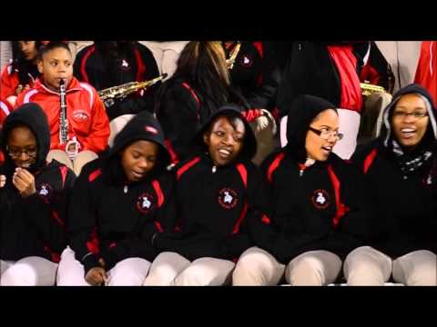 Pine Bluff High Band Promo 2014