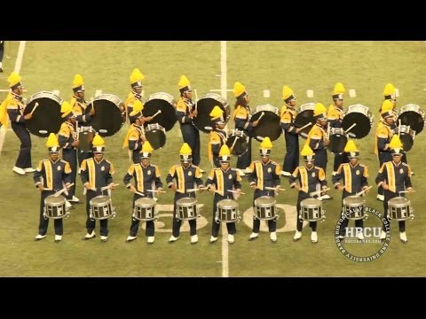 NCAT Drumline Feature - 2014 Honda Battle of the Bands