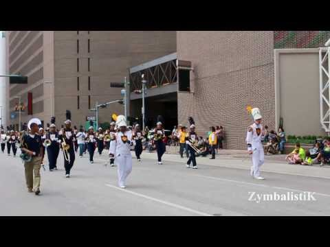 La Marque High School (2014) - Houston Rodeo Parade