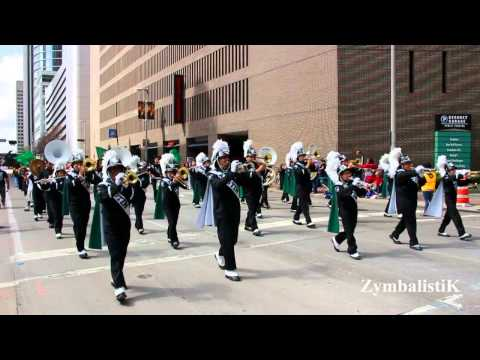 Stephen F. Austin High School (2014) - Houston Rodeo Parade