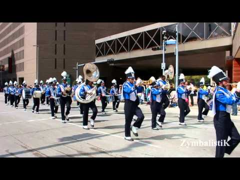 Willowridge High School (2014) - Houston Rodeo Parade