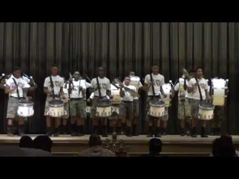 Jim Hill High Whitehaven Battle Of The Drummers 2014