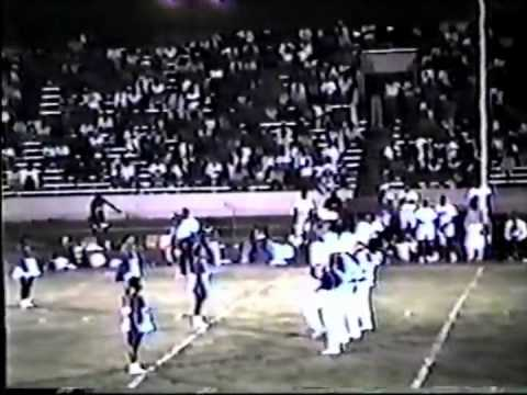 Vintage Morris Brown College Band Footage