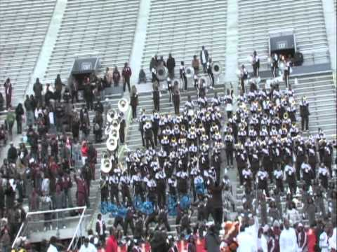 TxSU vs Bama St SWAC Champ Pre Game Pt3 2010