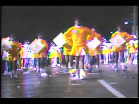 Xavier Prep Marching Band - Endymion 1989