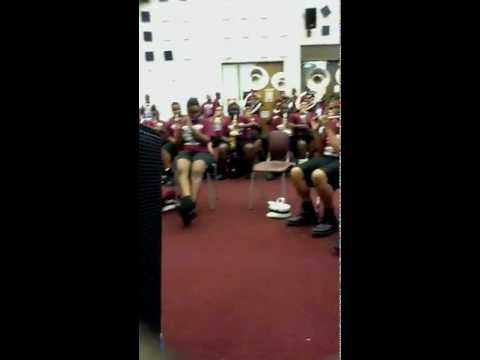 "TxSU Ocean in Bandroom ""Stairway to Heaven"""