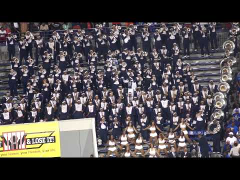 """Tennessee State University """"Aristocrat of Bands"""" @ 2013 SHC"""