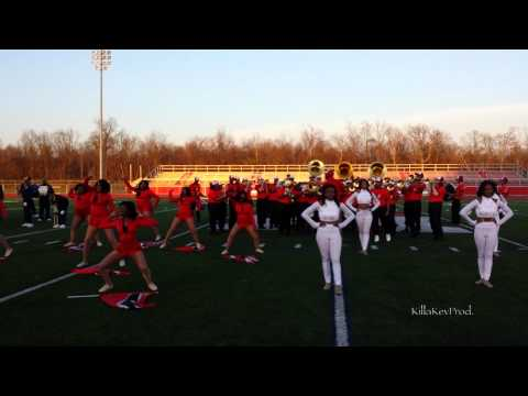 Trotwood High School - We Don't Give AF - 2014