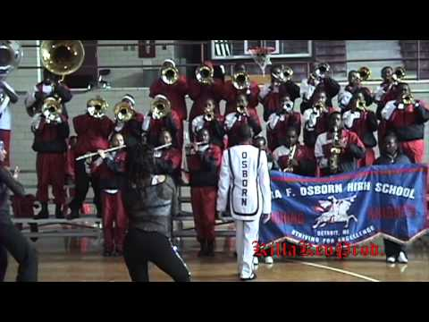 Osborn High School - Cry Me A River