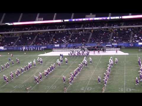 Alcorn State University Band (2010) Chicago Football Classic