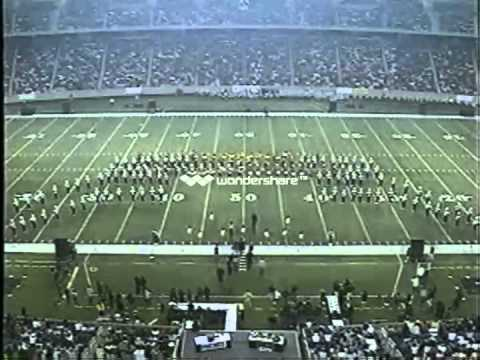 Langston University Halftime Show Honda BOTB 2005