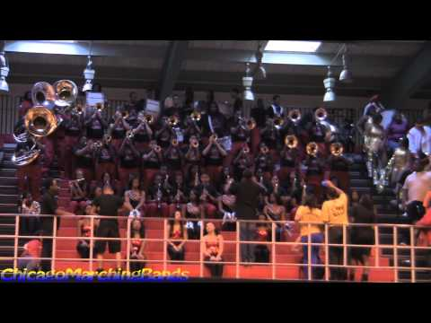 Proviso East Battle of the Bands 2014 Part 2