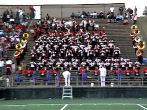 LU Band Post Game Concert 2004