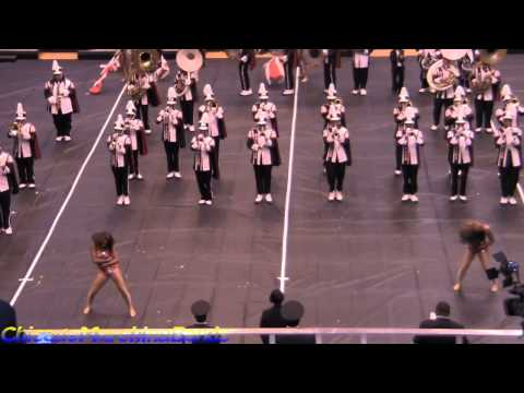 Oak Park HS Band Dance Team 2014