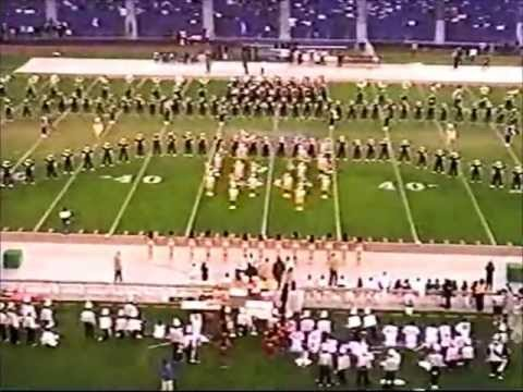 Norfolk State Band Show Highlights - 2001