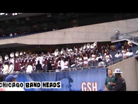 AAMU Band Talk About our Love