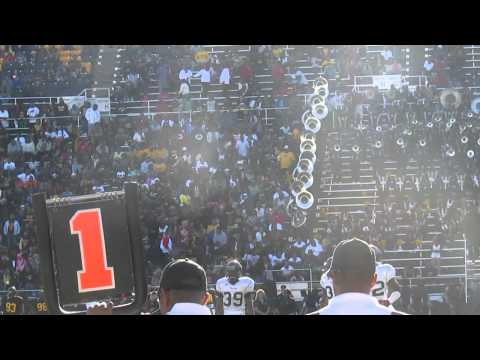 "Grambling's ""World Famed"" Tiger Marching Band 2013-2014 ""I Shot The Sheriff"""